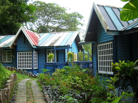 Adventure Eco Villas : The Villas