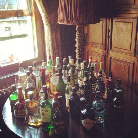 Hotel de Orangerie: Bar