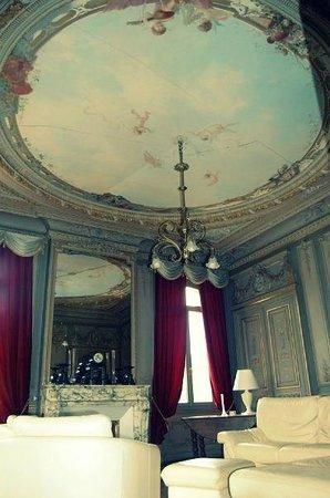 Domaine de l'Abbaye : Salon