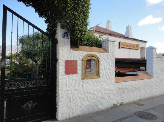 Hacienda Del Sol: hotel