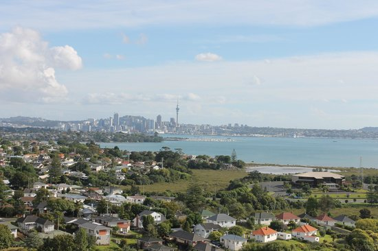 The Spencer on Byron Hotel: Auckland from the 13th floor