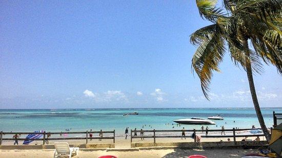 Pousada Beira Mar : Paisagem sem filtro
