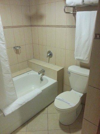 Occidental Tamarindo: doccia