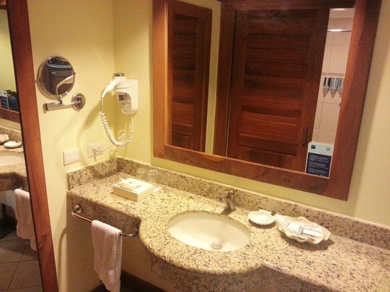 Occidental Tamarindo: bagno
