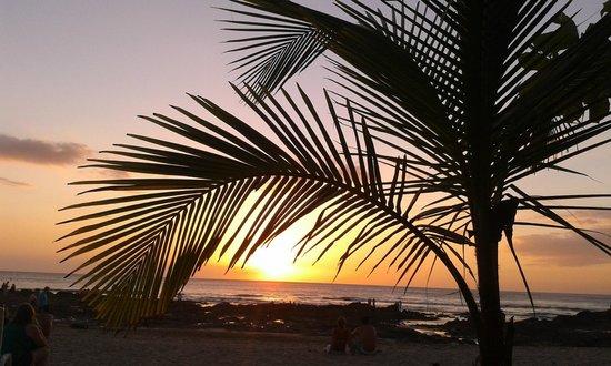Occidental Tamarindo: tramonto