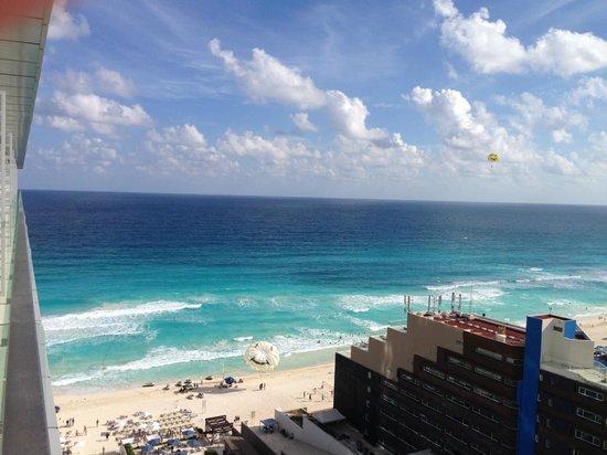 Secrets The Vine Cancun: room view