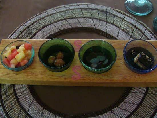 The River House: Dessert