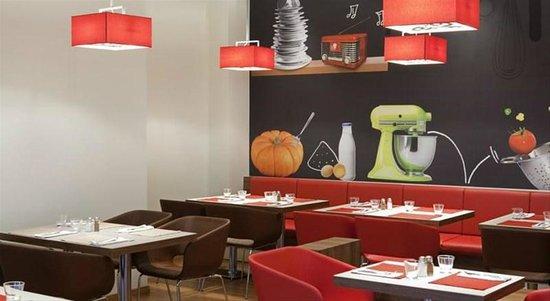 Ibis Kaunas Centre: ресторан, завтраки