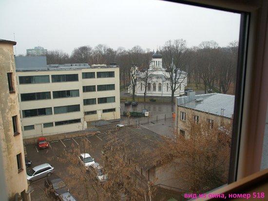 Ibis Kaunas Centre: вид из номера 518
