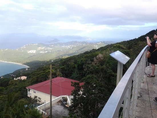 Main Street: scenic lookout