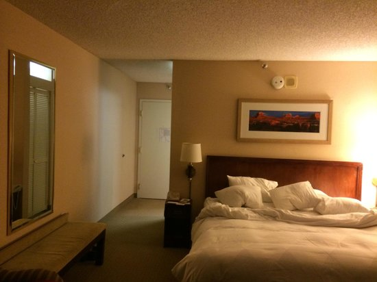 Radisson Hotel Phoenix / Chandler : room