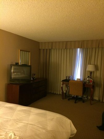 Radisson Hotel Phoenix / Chandler: room