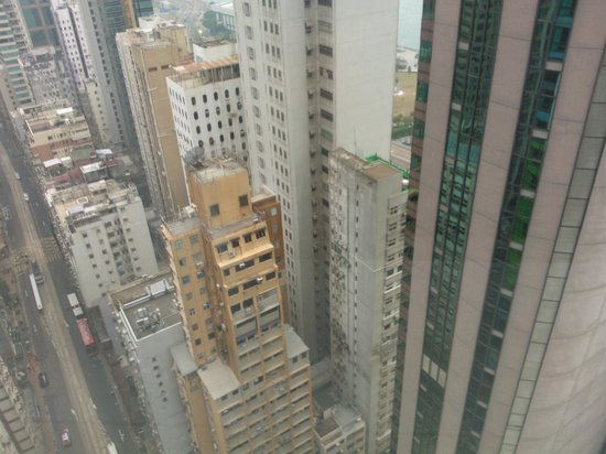 Ibis Hong Kong Central & Sheung Wan Hotel: view from room