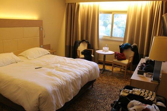 Hotel Lyon Metropole : Chambre classique pour deux personnes