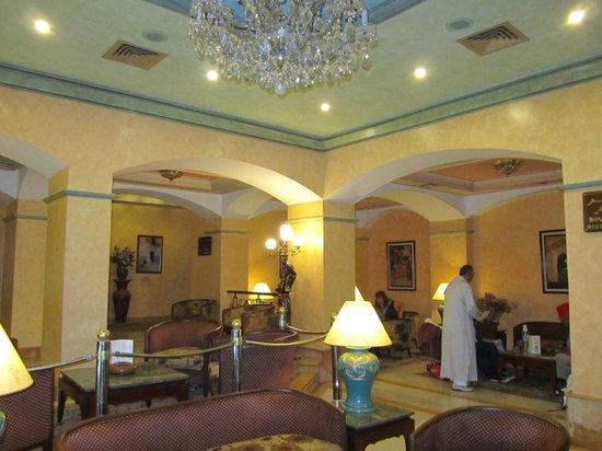 Hotel Sofia: Recepción