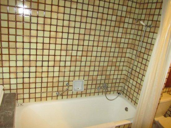 Hotel Sofia : Baño