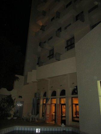 Hotel Sofia: Vista