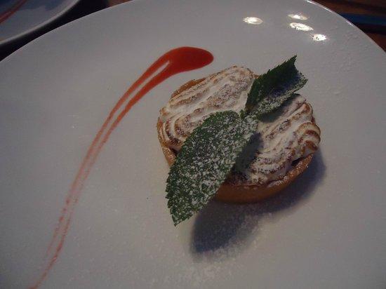 Bistrotters : Torta de limão de sobremesa