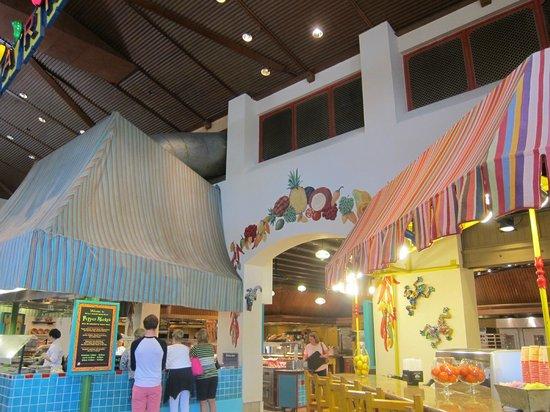 Disney's Coronado Springs Resort: Pepper Market