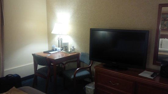 Comfort Inn Monticello : The Room