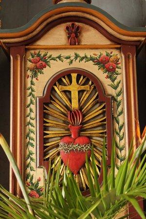 Our Lady of Rosario: Sagrado Coração de Jesus