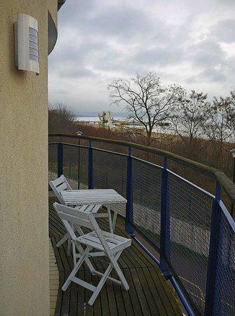 Navy Group - Willa Marina: балкон