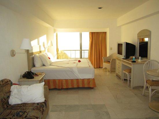 Tesoro Ixtapa : Notre chambre  no.6004
