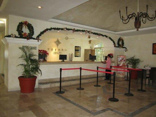 Tesoro Ixtapa : La réception