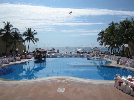 Tesoro Ixtapa : La piscine