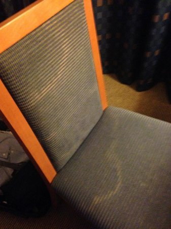 Holiday Inn London-Heathrow M4, Jct. 4: Would you want to sit on it!