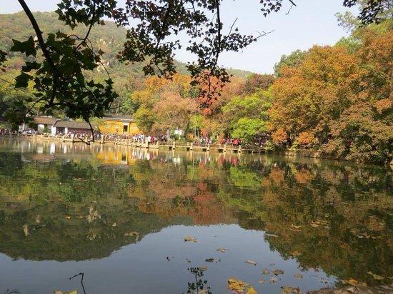 Tianping Mountain: 秋楓