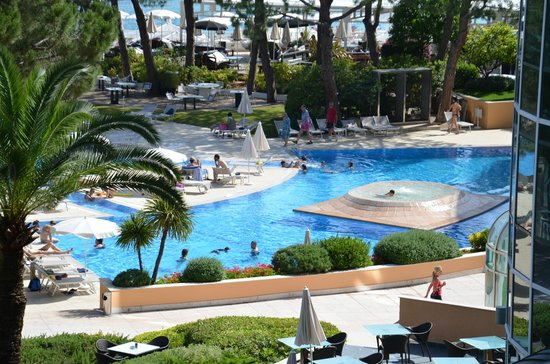 Le Meridien Beach Plaza : Pool