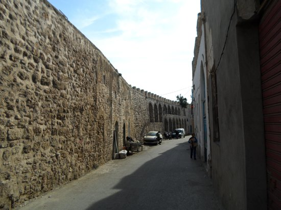 Medina of Sousse : Inside Medina walls