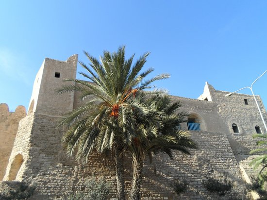 Medina of Sousse : Outside Medina