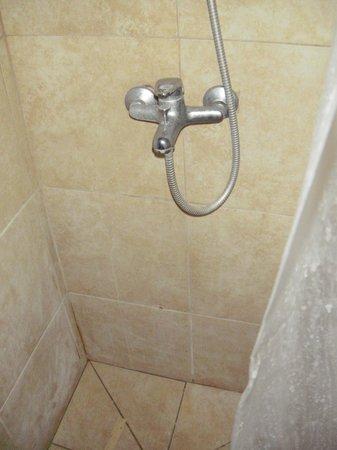 Las Lomas Suites & Spa : Ducha