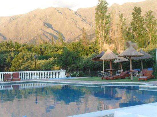 El Cortijo Apart-Hotel & Spa: Vista