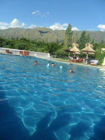 El Cortijo Apart-Hotel & Spa: Pileta