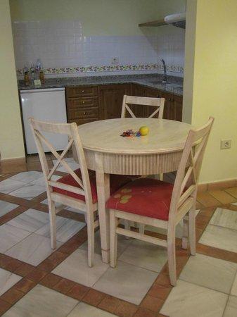Hotel Las Aguilas : Cocina