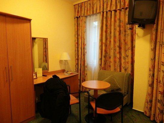Andante Hotel: 2