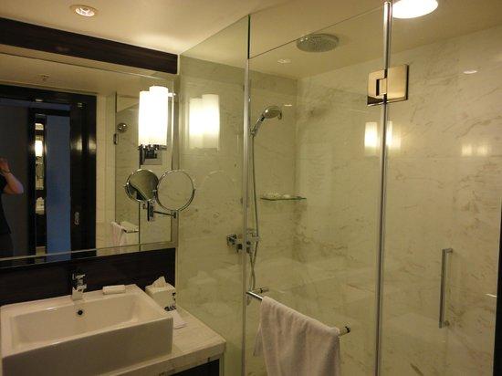 Hong Kong SkyCity Marriott Hotel : My bathroom