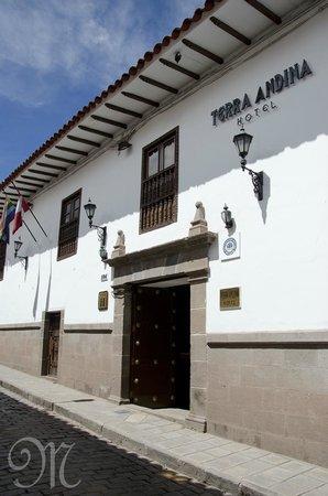 Terra Andina Hotel : Entrada del Hotel