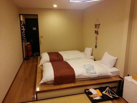 Tonosawa Ichinoyu Shinkan: Nice room