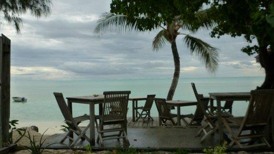 Maitai Polynesia Bora Bora: Restaurant