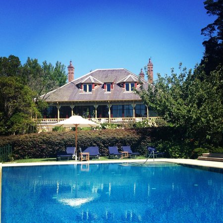 Lilianfels Resort & Spa - Blue Mountains: Pool at lilianfels