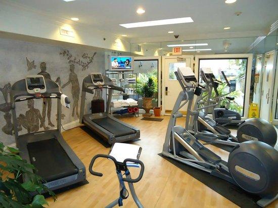 Omni Royal Crescent Hotel: Fitness Center