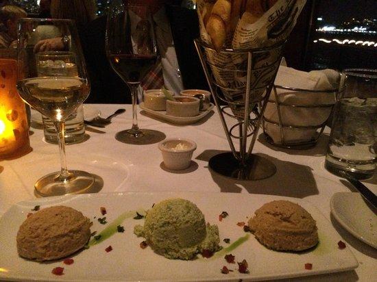 Chart House Restaurant: appetizer