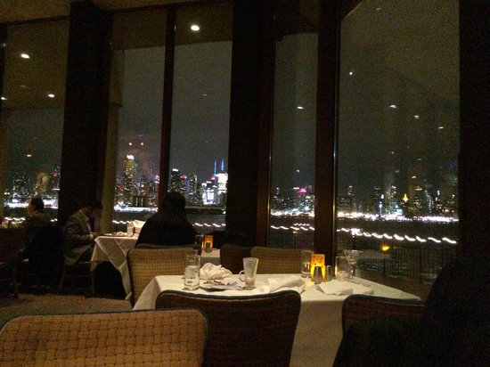 Chart House Restaurant: view