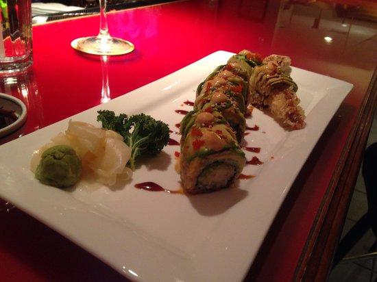 To-Yo Japanese Restaurant - Doylestown : Custom plate of sushi