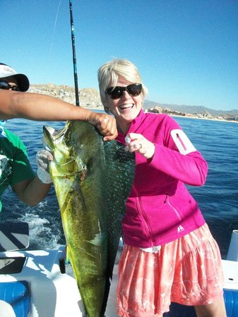 Fish On - Private Charters: My Walter!!