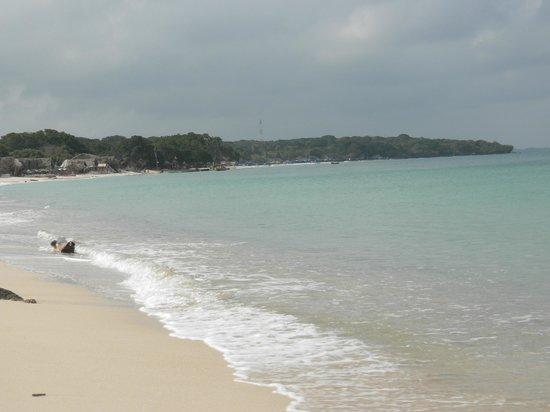 Decameron Barú: Zona de playa/pileta